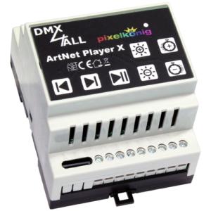 ArtNet Player X16+