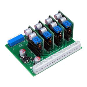 DMX-LED-Dimmer BB4 MK2